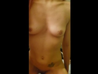 Afternoon Dick Ride And Creampie