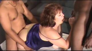 Cougar Bbc Threesome