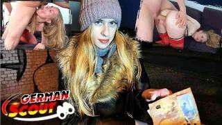 GERMAN SCOUT ROUGH ANAL SEX FOR SKINNY GIRL NIKKI AT PICKUP MODEL JOB IN BERLIN