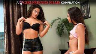 Please Make Me A Lesbian Series Compilation GirlfriendsFilms