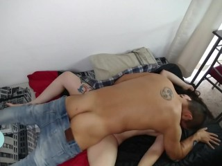 Photoshoot ends with Passionate sex and creampie