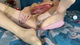 Pussy surprise Little Nika