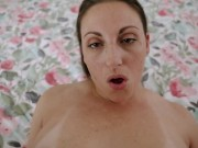 Melanie Hicks in First Time Just the Tip with My Step Mom