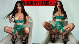 첫 포르노 영화 - Whorny Films - Whorny Films Hot Bimbo In Lingerie And High Heels Gets Her Butt Fucked Hard And Pussy