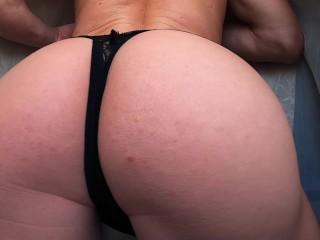 Sweet virgin booty