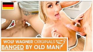 Carmel Anderson British beauty enjoys some man meat for her puss! WolfWagnerCom