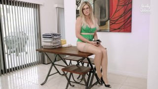 Step Mom must Sell her Ass to Pay for My College Cory Chase