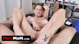 Natasha Starr in Step Mom Dares Me to Resist her Tight Ass