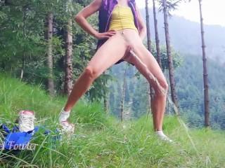 Outdoors naked teens 63 Girls