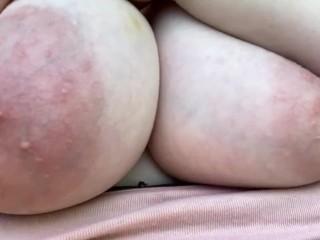 Outdoor Nipple Play