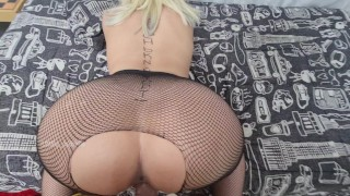 Beautiful BUTT and SEXY Latina Gets FUCKED in Doggy Style LITTLE_CAKE69
