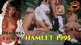 Hamlet 1995 - DP ANAL ORGY Jacqueline Wild, Maeva, Sarah Young, Draghixa, Terry Rubens RETRO BJ CUM