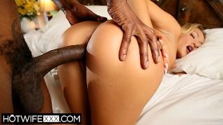 HotwifeXXX Latina Wife Mylene Monroe Deepthroats On BBC Interracial