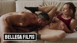 Bellesa – Roommates Aidra Fox & Damon Dice Have Some Sexual Tension Upsetting The Balance