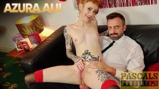 PASCALSSUBSLUTS 瘦英国子 Azura Alii 肛门性交硬