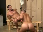 ExtraBigDicks - Muscled Hunk Pounds His Partner Hard