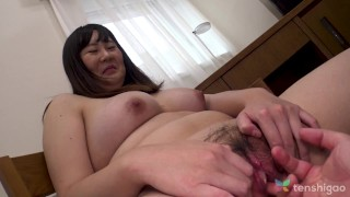 Sexy Chubby Japanese amateur with big boobs comes to hotel for sex in Tokyo 4K part 1
