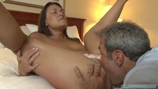 Sexy Olivia Wilder in a secret sex fest with an older man....