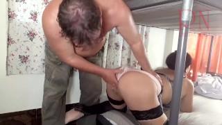 Porno jij - Fuck Meid Close-Up Leuk Om Te Neuken Mooie Meid Huiseigenaar Neukt Meid Cums Op Haar Kont 2
