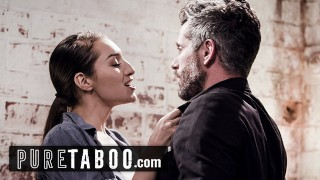 PURE TABOO Bella Rolland Desperately Wants To Fuck Her Big Dick Boss