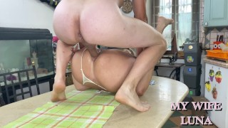 Luna and her desire to get her ass screwed