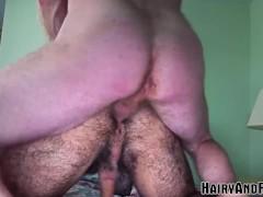 HAIRYANDRAW Hairy Russell Tyler And Atlas Grant Bareback
