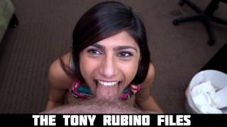MIA KHALIFA The Tony Rubino Files