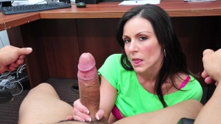 BANGBROS Full Video Office Blowjob With MILF Kendra Lust
