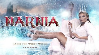 Mona Wales as NARNIA WHITE WITCH Fucks You With All Her Powers VR Porn