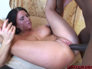 Angry wife Kendra Gives her Husband a Good Ass Licking