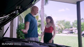Trickery Vivianne DeSilva Tricked By Sean Lawless Into Sex For A New Car