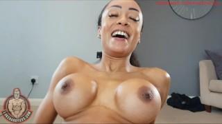Skinny Babe Alyssa Divine Take A Hard Pounding And A Cream Pie!