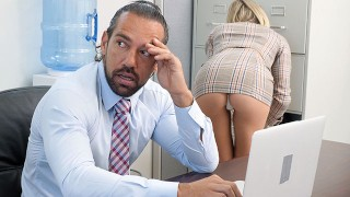 PASSIONHD Office Tease Gets Bosses Dick Hard
