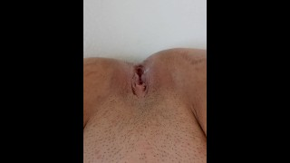 Fucking my wet pussy until I squirt