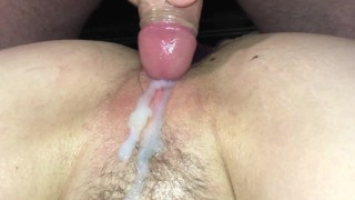 We took turns using a penis pump on each other, then we fucked & he ate up all his cum from my Pussy