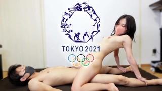 Hentai Olympic 2021 Remaking 48 Sex Position Pictograms!! ENG SUB 夜のオリンピックで48手すべての体位をイクまで再現してみた