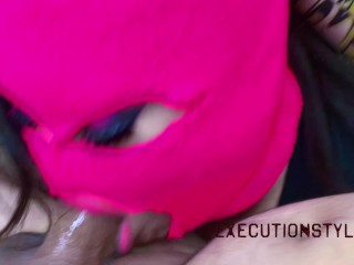 NASTY CUMSHOT POV – Fucking her throat till she throws up! – FINAL PART(4/4) – ExecutionStyle