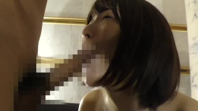 〖人妻〗『ドキドキしますね…♥』激しいSEXを求める巨乳若妻!他人棒むさぼる非日常SEXで激イキしちゃう