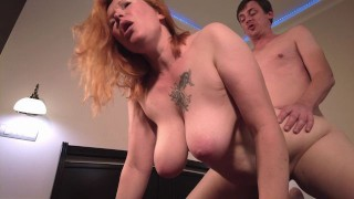 The StepMom agrees: Fuck me, Fuck quickly, while no one sees