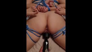 amatuer bdsm results in huge orgasms