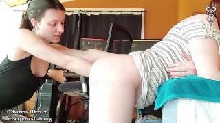 Bondage Anal Fisting