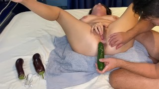 Dirty anal. Tore apart anal & pussy. Amateur real slut anal sex. Double penetration hayri ass hole.
