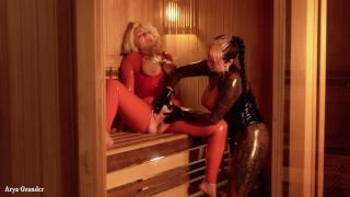Latex Lesbian Domination
