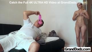 Grandpa you're such a perv!