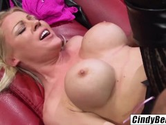 Stepsister Cindy Behr and Kaia Kane big cock swapping