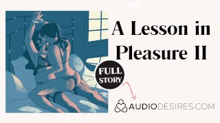 bondage lesbian erotic audio story lgbtq+ sex toy asmr audio porn for women