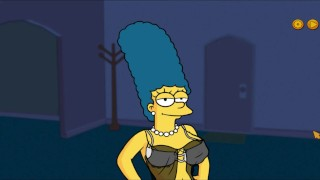 Simpsons - Burns Mansion - Part 19 Hot Naked Babes By LoveSkySanX