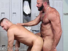 MenOver30 - Jack Andy Gets Fucked Good By A Hairy Beefcake