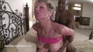 Granny fucks another Black Man
