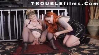 Lesbian Rope Bondage